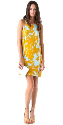 3.1 Phillip Lim Sundress with Pintucked Sides
