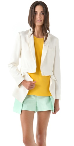 3.1 Phillip Lim Blazer with Detachable Panel