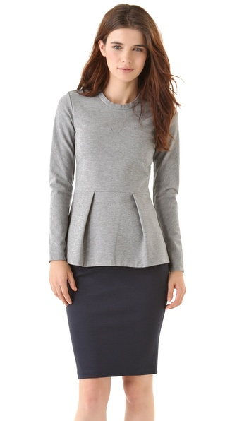 3.1 Phillip Lim Peplum Top