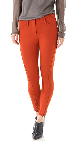3.1 Phillip Lim Cropped Jodhpur Trousers