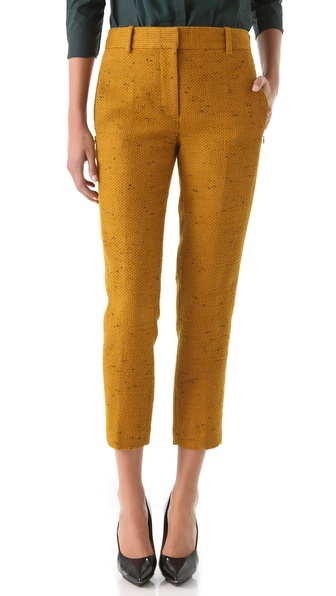 3.1 Phillip Lim Cropped Notch Trousers