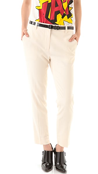 3.1 Phillip Lim Cropped Pencil Trousers