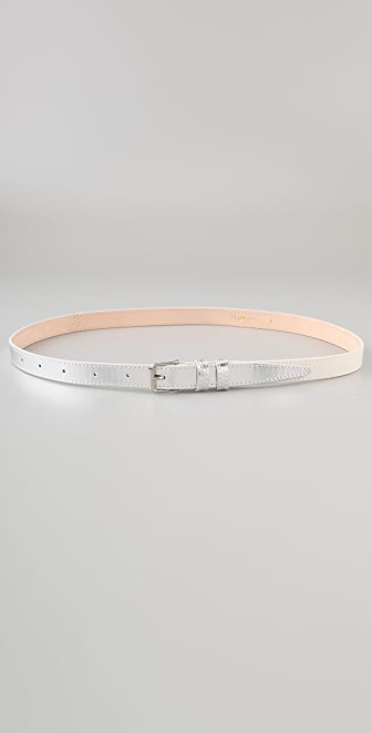 3.1 Phillip Lim Metallic Two Tone Trouser Belt