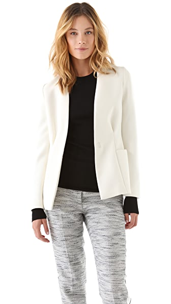 3.1 Phillip Lim Integrated Side Pocket Blazer