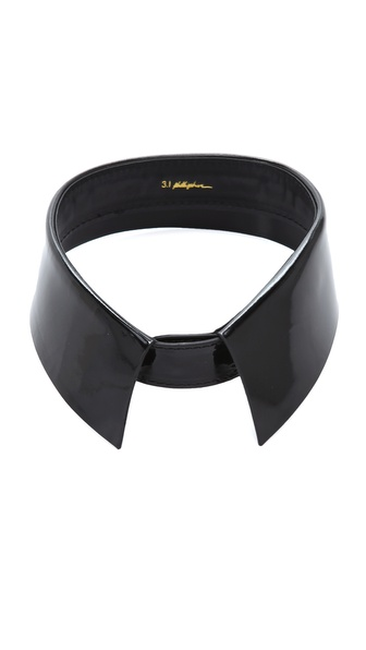 3.1 Phillip Lim Pointed Collar