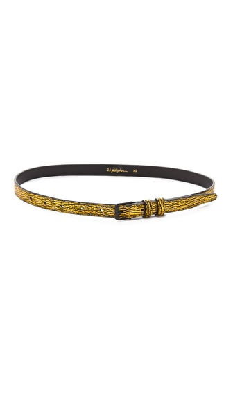 3.1 Phillip Lim Pant Belt
