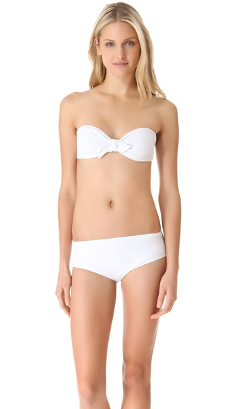3.1 Phillip Lim Bandeau Bikini Top