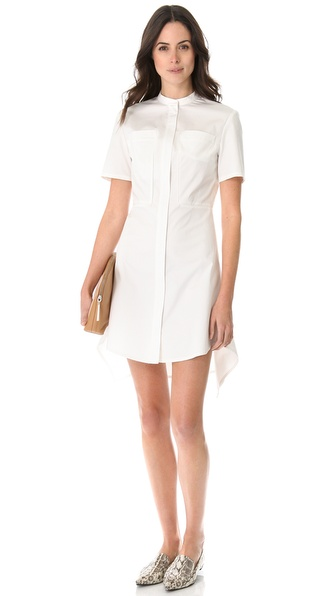3.1 Phillip Lim Pintucked Flirt Dress