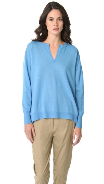 3.1 Phillip Lim Split Back Pullover