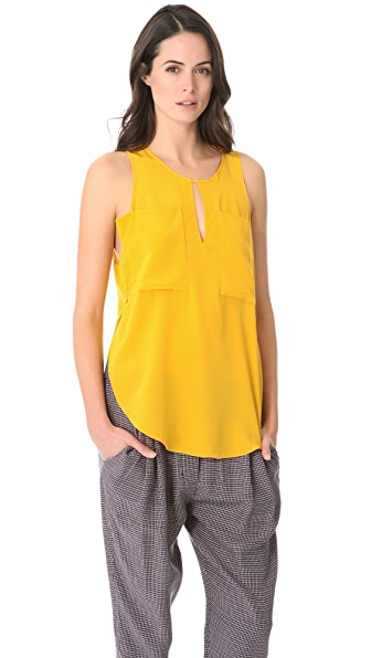 3.1 Phillip Lim Floating Pocket Tank
