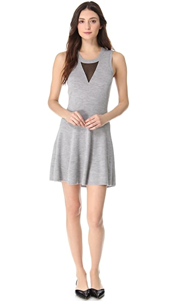 3.1 Phillip Lim Sleeveless Sweater Dress