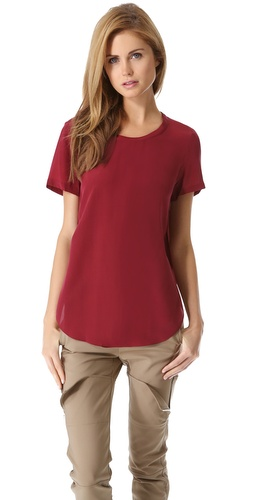 3.1 Phillip Lim Side Seam Tee at Shopbop / East Dane