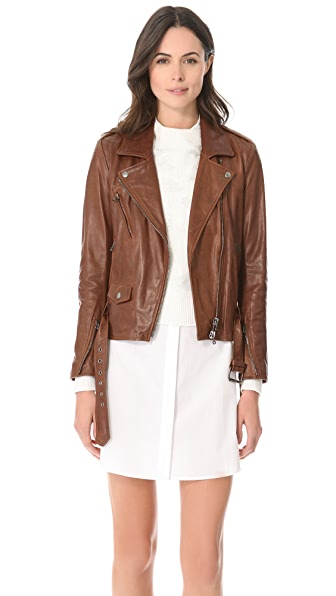 3.1 Phillip Lim Motorcycle Leather Jacket