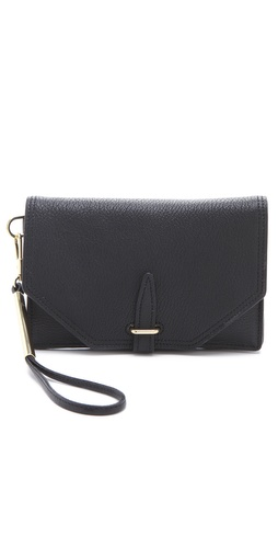 3.1 Phillip Lim Polly Small Flap Clutch at Shopbop.com