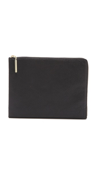 3.1 Phillip Lim 31 Flat Zip Clutch