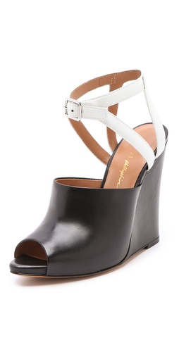 3.1 Phillip Lim Juliette Wedge Sandals at Shopbop.com