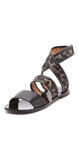 3.1 Phillip Lim Jenny Flat Sandals at Shopbop.com