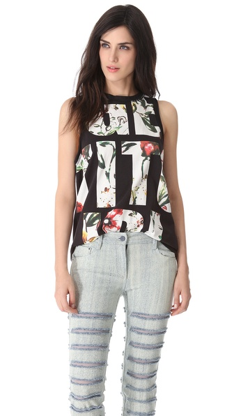 3.1 Phillip Lim Get It Girl Tank