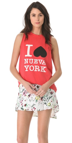 3.1 Phillip Lim Nueva York Muscle Tank at Shopbop.com