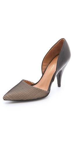 3.1 Phillip Lim Diamond D'Orsay Pumps at Shopbop.com