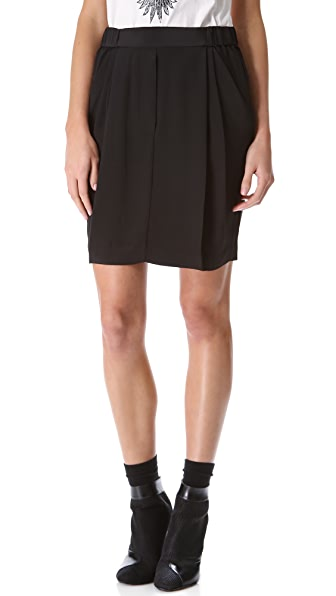 3.1 Phillip Lim Drape Pocket Skirt