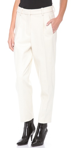 3.1 Phillip Lim Raw Cut Contour Pants at Shopbop / East Dane