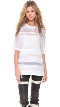 3.1 Phillip Lim Oversized Tee