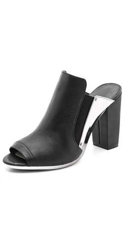 3.1 Phillip Lim Vincent Open Toe Mules - Shopbop