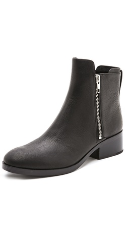 3.1 Phillip Lim Alexa Zip Booties at Shopbop / East Dane