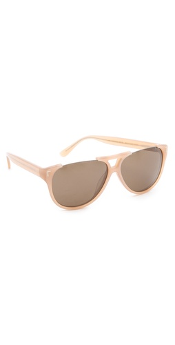 3.1 Phillip Lim Chopper Soleil Sunglasses at Shopbop.com