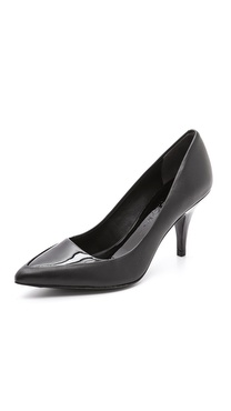 3.1 Phillip Lim Leila Kitten Heel Pumps