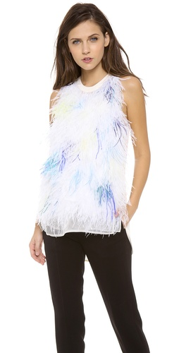 3.1 Phillip Lim Plume Tank at Shopbop / East Dane