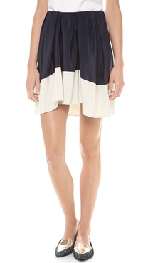 3.1 Phillip Lim Pleated Umbrella Skirt