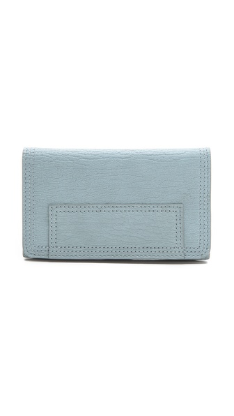 3.1 Phillip Lim Pashli Cell Wallet - Cloud at Shopbop / East Dane