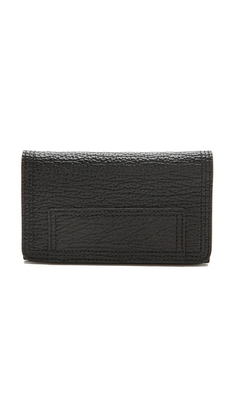 3.1 Phillip Lim Pashli Cell Wallet - Black at Shopbop / East Dane