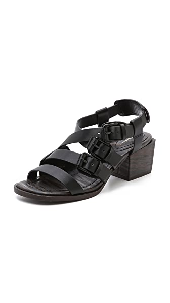 3.1 Phillip Lim Bee Chunky Heel Sandals