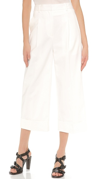 3.1 Phillip Lim Wide Leg Cuffed Pant