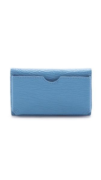 3.1 Phillip Lim Pashli Cell Wallet - Memphis Blue at Shopbop / East Dane