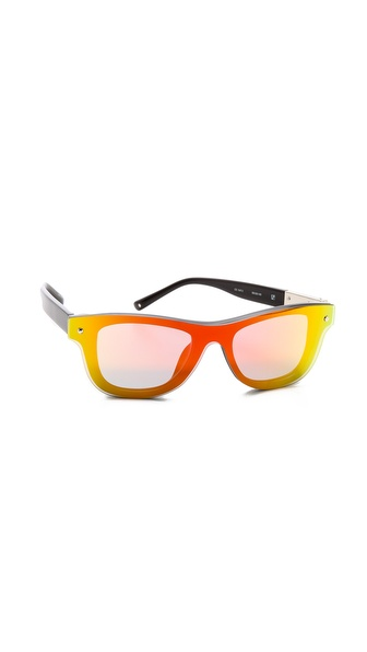 3.1 Phillip Lim Sunset Mirrored Sunglasses