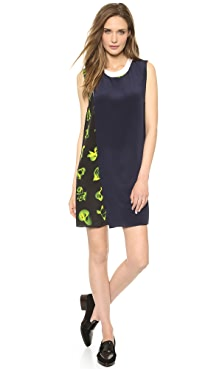 3.1 Phillip Lim Layered Mix Print Dress