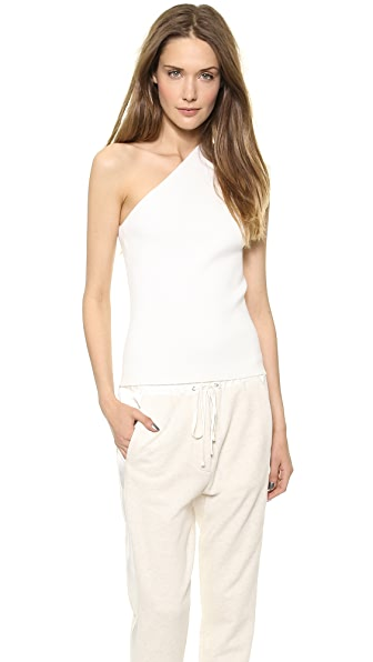 3.1 Phillip Lim Asymmetrical One Shoulder Top