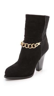 3.1 Phillip Lim Haircalf Berlin Chain Boots