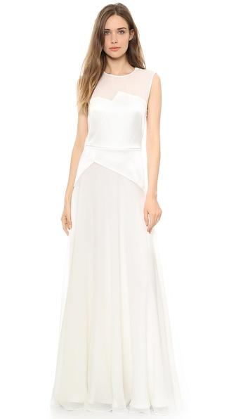 3.1 Phillip Lim Luna Gown - Ivory