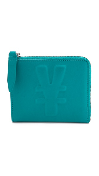 3.1 Phillip Lim Yuan Mini Zip Around Wallet