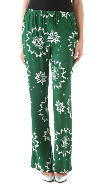 Piamita Nan Print Pants