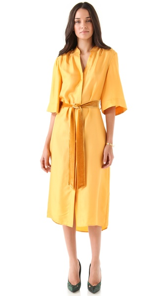 Piamita Esmerelda Robe Dress