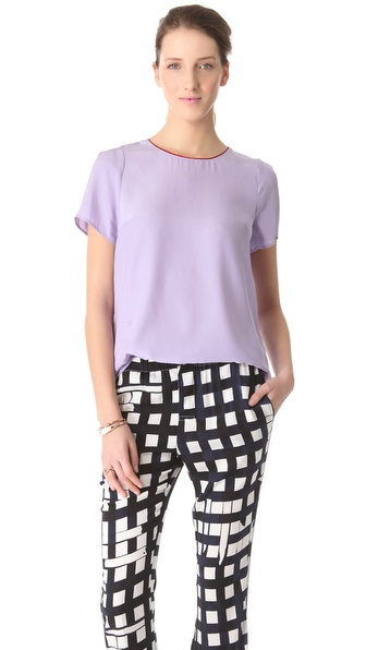Piamita Gaby Silk Tee
