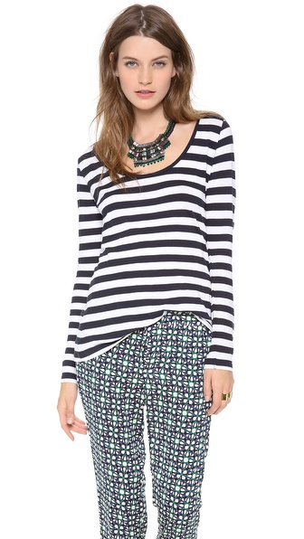 Piamita Striped Tee