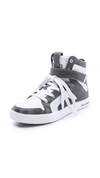 Pierre Balmain Austin High Top Sneakers