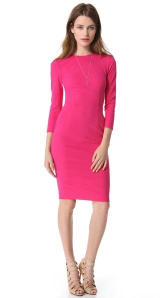 Pierre Balmain 3/4 Sleeve Dress